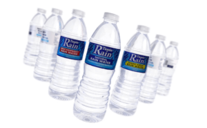 picture of bottled water from Tassie Forest Waters in 600ml
